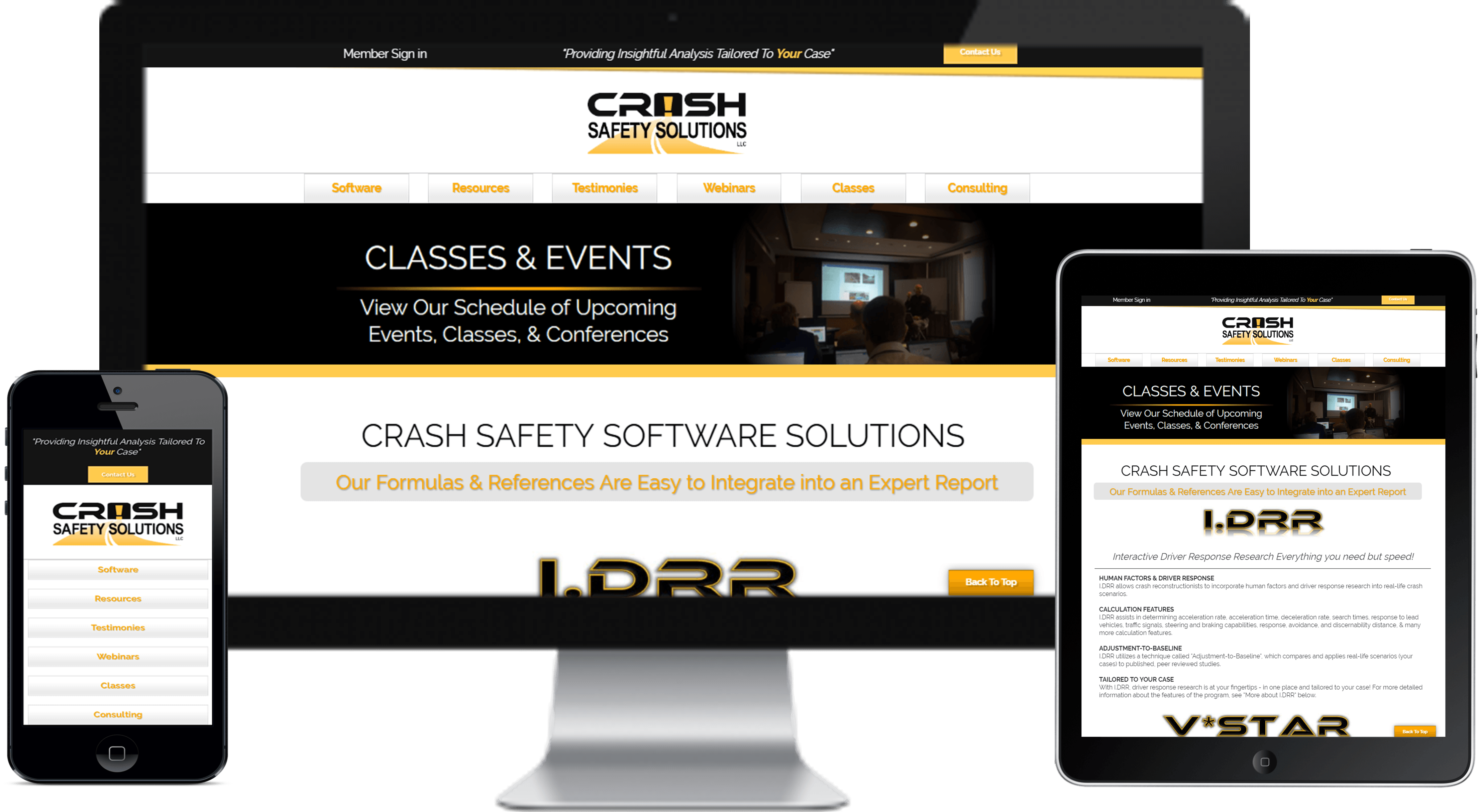 Crash Safety Research Center